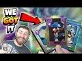 WE GOT IT! NEW CLASH CARDS FAVORITE NEW CARD PULLED! | Clash Royale | HUNT FOR GEM FOIL #5