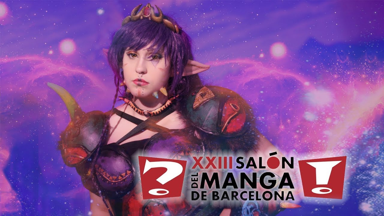 SALÓN DEL MANGA DE BARCELONA 2017 (COSPLAY EVENT VIDEO)