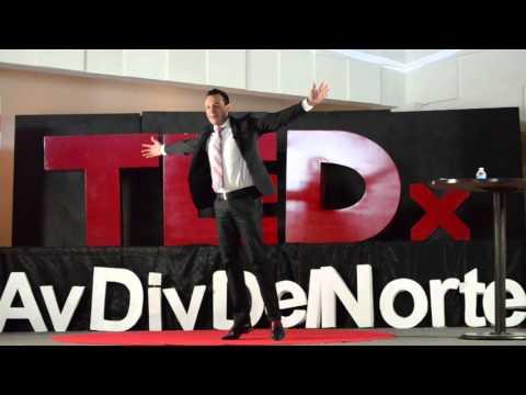 Lenguaje corporal | Emiliano Salas | TEDxAvDivDelNorte
