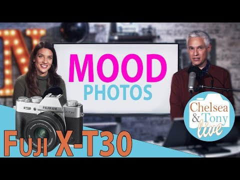Fuji X-T30! MOOD Photography and GIVEAWAY! (CT LIVE) thumbnail