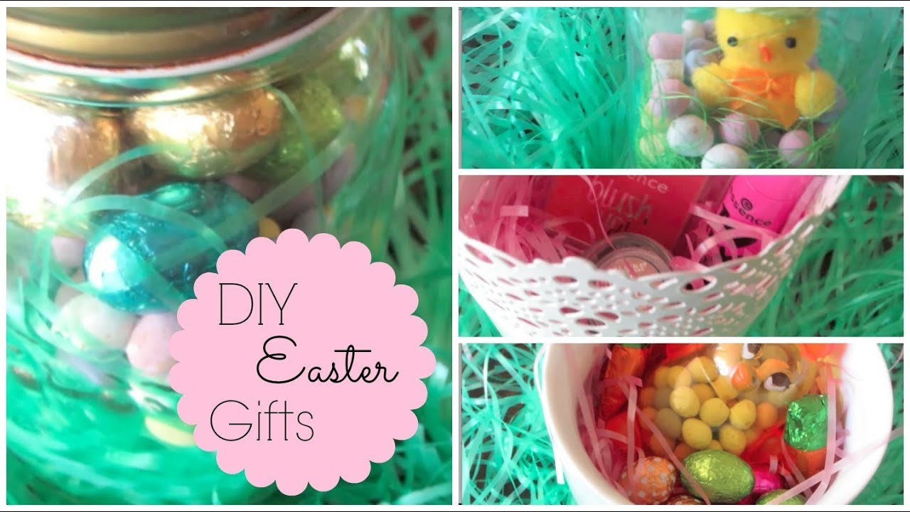 Diy easter gifts misscharlottebeauty1 youtube diy easter gifts misscharlottebeauty1 negle Image collections