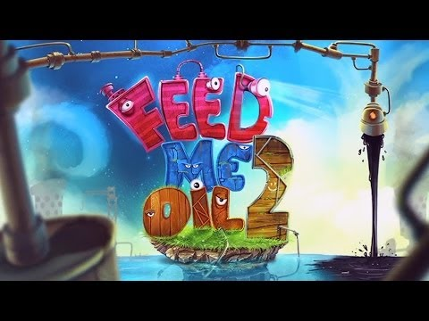 Feed Me Oil 2 Walkthrough:  Part 3 - Levels 1 - 15 Three Sta