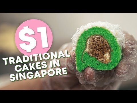 The Most Authentic Traditional Bakery in Singapore: Happy Oven