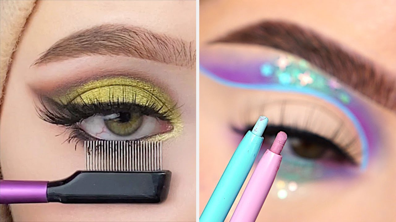 13 Beautiful Eyes Makeup Ideas & Eyeliner Tutorials For Your Eye Shape | Compilation Plus