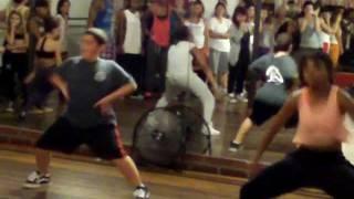 Drop it low girl by Ester Dean dance video