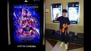 Đại Nghĩa Đi Xem Phim Avengers Endgame Cực Hay Ở Rạp Lotte Cinema