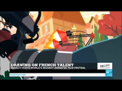 Film show: Annecy animation festival, 'Belladona' and 'The Jews'