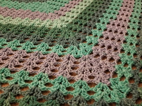 The Seaside Shawl Crochet Tutorial!