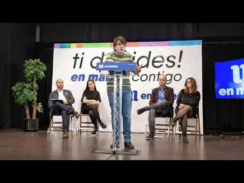 Iván Olmos triunfou ante o público da Limia