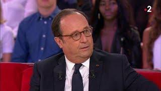François Hollande invité de Michel Drucker (Vivement Dimanche)