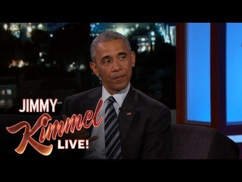 How Does President Obama Get Woken Up?