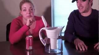 What Happens When You Pour Soda In A Brita Water Pitcher?