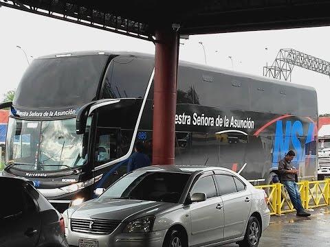 Mi Viaje de Buenos Aires a Asuncion ,Ciudad del Este En Bus