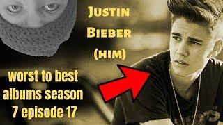 Worst to Best Albums: Justin Bieber.