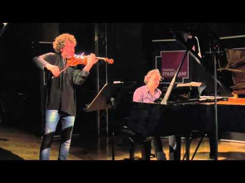 Bartok : Pierre Fouchenneret et Romain Descharmes | Le live de la matinale