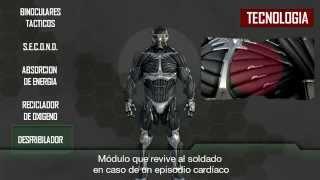 Crysis 3: Los secretos del nuevo Nanosuit - Mp3.es