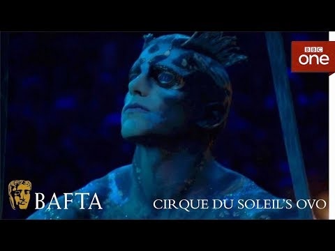 Cirque du Soleil's OVO at the BAFTAs - The British Academy Film Awards: 2018 - BBC One