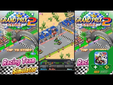 Grand Prix Story 2 (Android/iOS) - Gameplay First Start 42 Minute