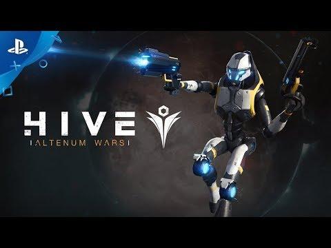HIVE: Altenum Wars – Launch Trailer | PS4
