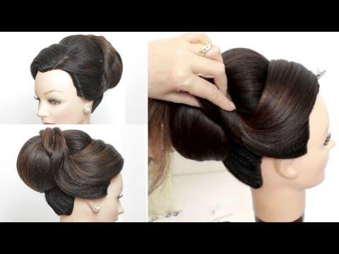 wedding-prom-updo-tutorial.-high-bun.-formal-hairstyles.