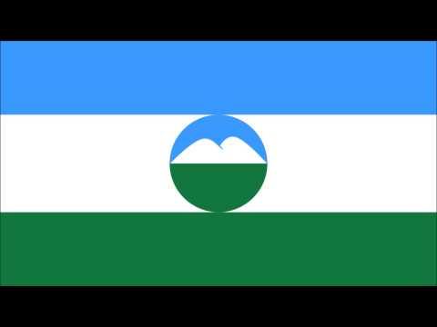 Kabardino-Balkaria anthem instrumental