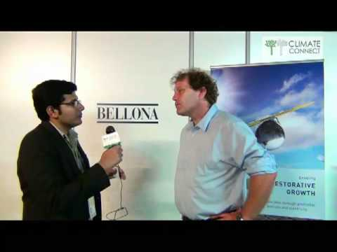 Durban: (Technology)  Mr Frederic Hauge, President Bellona Foundation