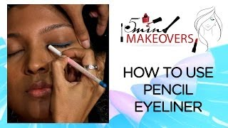 Quick Eye Make-up II How To Use Pencil Eyeliner II The Cloakroom Thumbnail