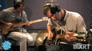 The Walkmen - Blue as your blood (live at WXRT)