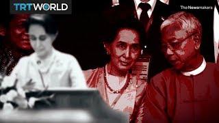 The Newsmakers: Myanmars Peace Talks