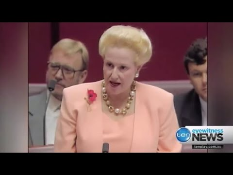 """It has been an honour to serve the people of Mackellar,"" growls Bronwyn Bishop after loss"
