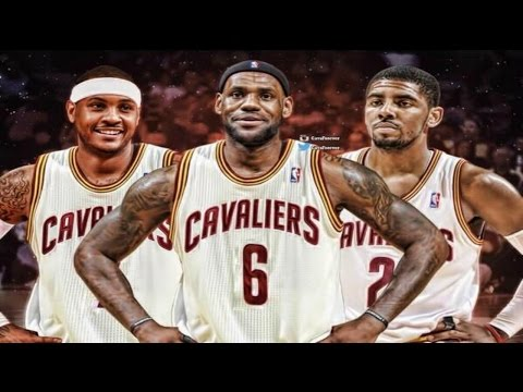 Why Carmelo Anthony Should LEAVE Knicks & Join LeBron James!