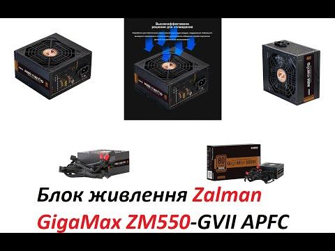 Zalman GigaMax ZM550-GVII APFC