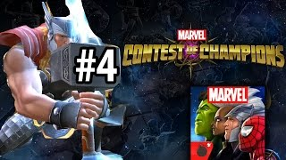 Marvel: Contest of Champions - Sneak Attack - Hawkeye [Episode 4]