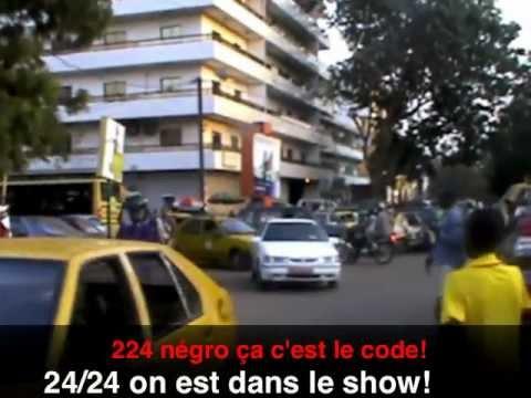 Conakry 224 Ghetto.