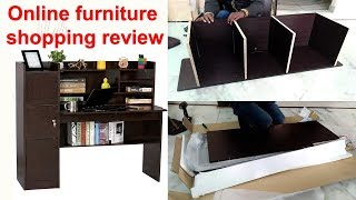 online furniture shopping review | amazon shopping haul | home organization and decoration idea