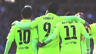 Messi Suarez Neymar ● Disastrous Triangle ● 2015 HD