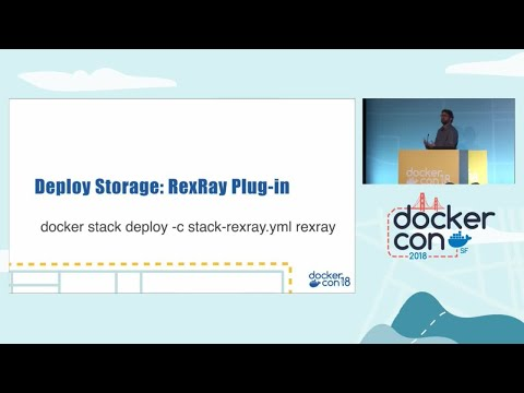 Building Your Production Tech Stack For Docker Container Platform