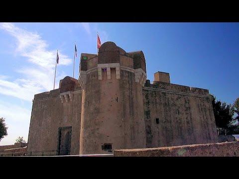 Saint-Tropez Citadel (la citadelle de Saint-Tropez), Provence, France [HD] (videoturysta)