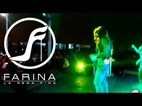 FARINA - MONEY MONEY (En Vivo) @ USME COLOMBIA