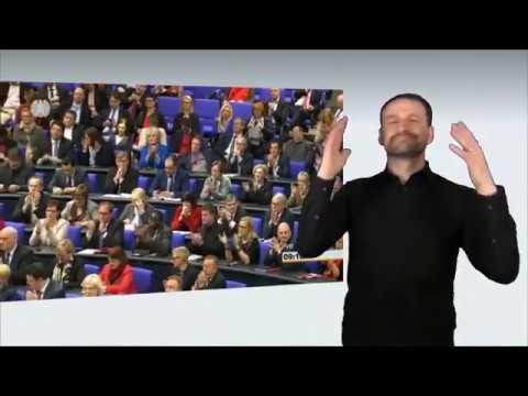 Gebärdensprachvideo: 215. Sitzung: Inklusives Wachstum