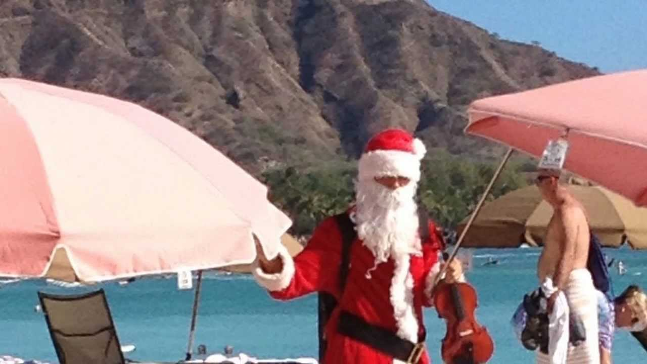 Hawaiian Christmas: Jimmy Buffett Mele Kalikimaka - YouTube