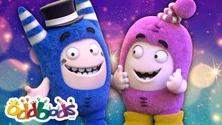 Pogo's Best Magic Show   NEW Episode by Oddbods