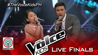 "The Voice Kids Philippines 2015 Live Finals Performance: ""Count On Me"" by Esang & Billy Crawford"