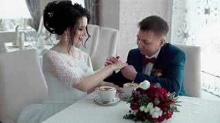 Двухкамерная видеосъёмка свадьбы в Йошкар-Оле. Тизер к свадебному фильму Дмитрия и Алисы