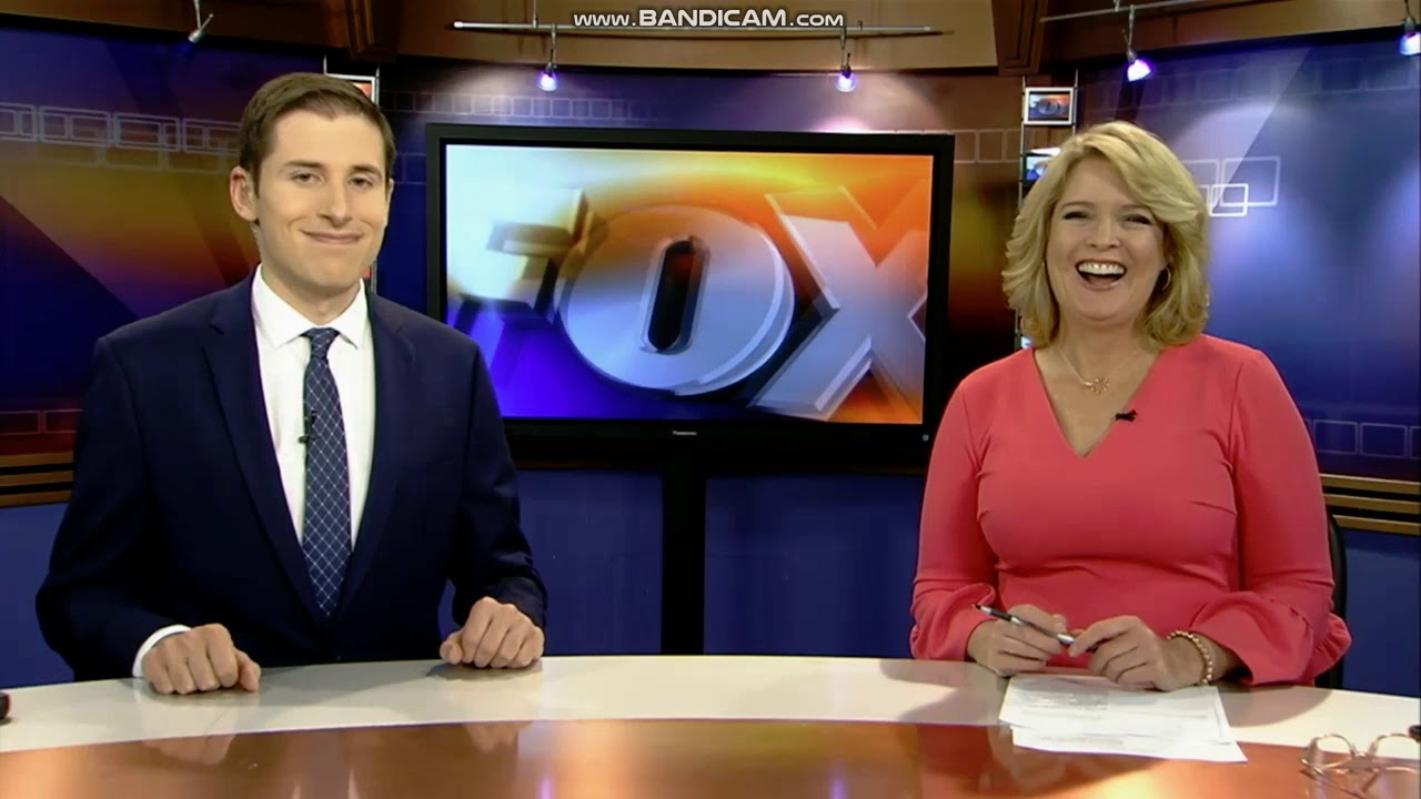 WRLH: FOX Richmond News At 10pm Close--2018