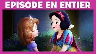 Princesse Sofia - Moment Magique :  Blanche - Neige encourage Sofia à se fier à son instinct