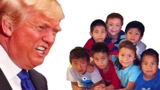 The Scary Donald Trump Song