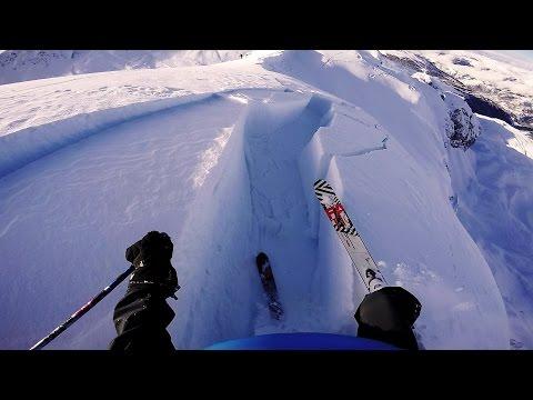 WINTERACTIVITY ep1 - Un début à tout - 4K Ski Freeride Avalanche