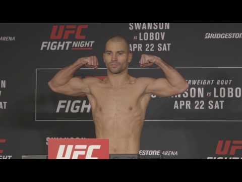 Fight Night Nashville: Official Weigh-in