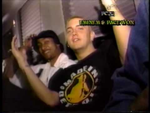 Eminem interviewed by D-Ex on Phatclips, Pt. 1 (1999)